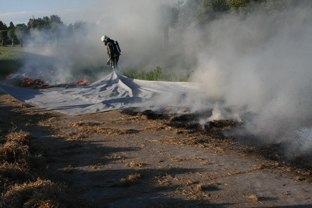 Firetexx- blusdeken voor natuurbranden heidebranden en grasbranden TIGNIS-NB