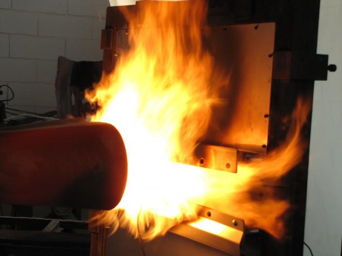 brandzakken aircargo