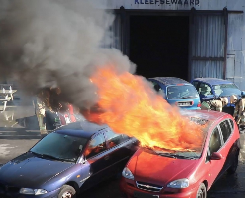 Autoblusdeken-Carfireblanket